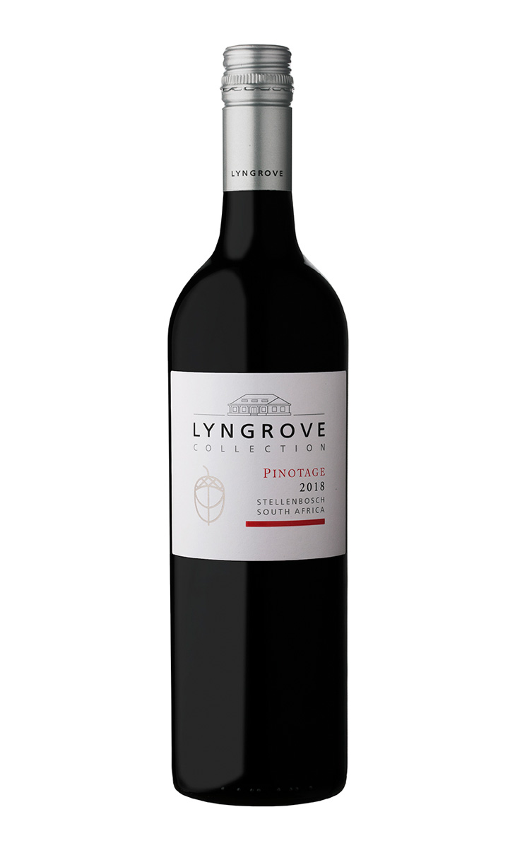 Lyngrove Collection Pinotage 0,75 ltr.