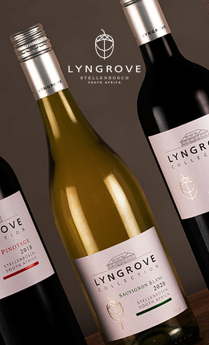 Spezial Paket Lyngrove Collection 3 x 0,75 ltr.